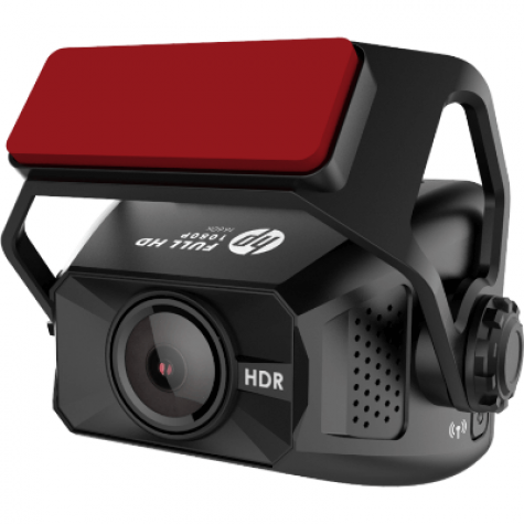 HP f660x +RC3 (2CH) WIFI 1080P Car Camcorder