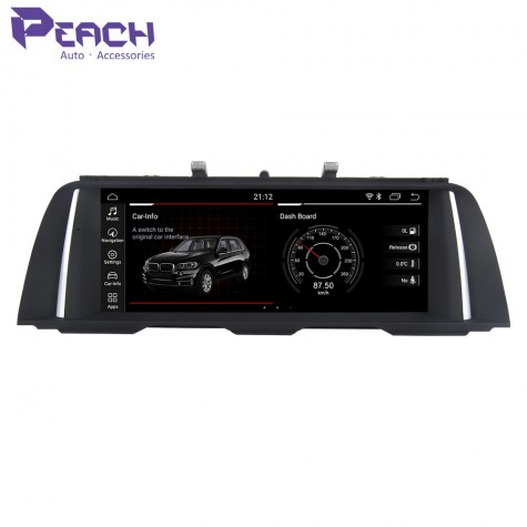 "BMW 5 Series F10/F11/F18 10.25"" Android System"