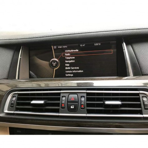 "BMW 7 Series F01/F02 10.25"" Android System"