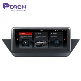 "BMW X1 E84 10.25"" Android System"