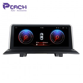 """BMW X3 E83 10.25"""" Android System"""