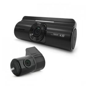 iRoad X5 1080P 2CH Dash Cam