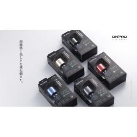 ONPRO GT-2PQC3 6.0A Dual USB QC3 Turbo Car Charger