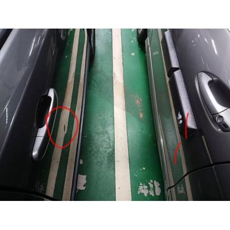 RHINO GUARD Anti-Theft Magnetic Car Door Bumper