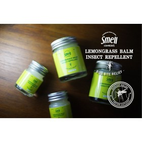 Smell Lemon Grass Balm Insect Repellent (15g)